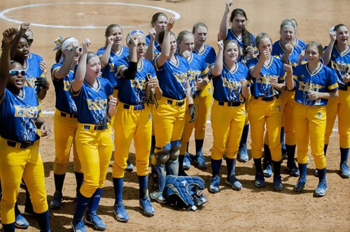 WEHS Lady Raiders Softball Earns Consecutive State Runner Up Title