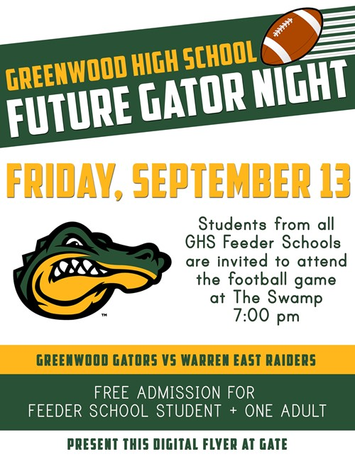 Future Gator Night