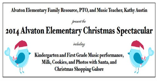 Milk And Cookies With Santa And Vendor Fair Alvaton Elementary