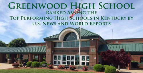 Greenwood Ranks High with U S  News & World Report - Greenwood High