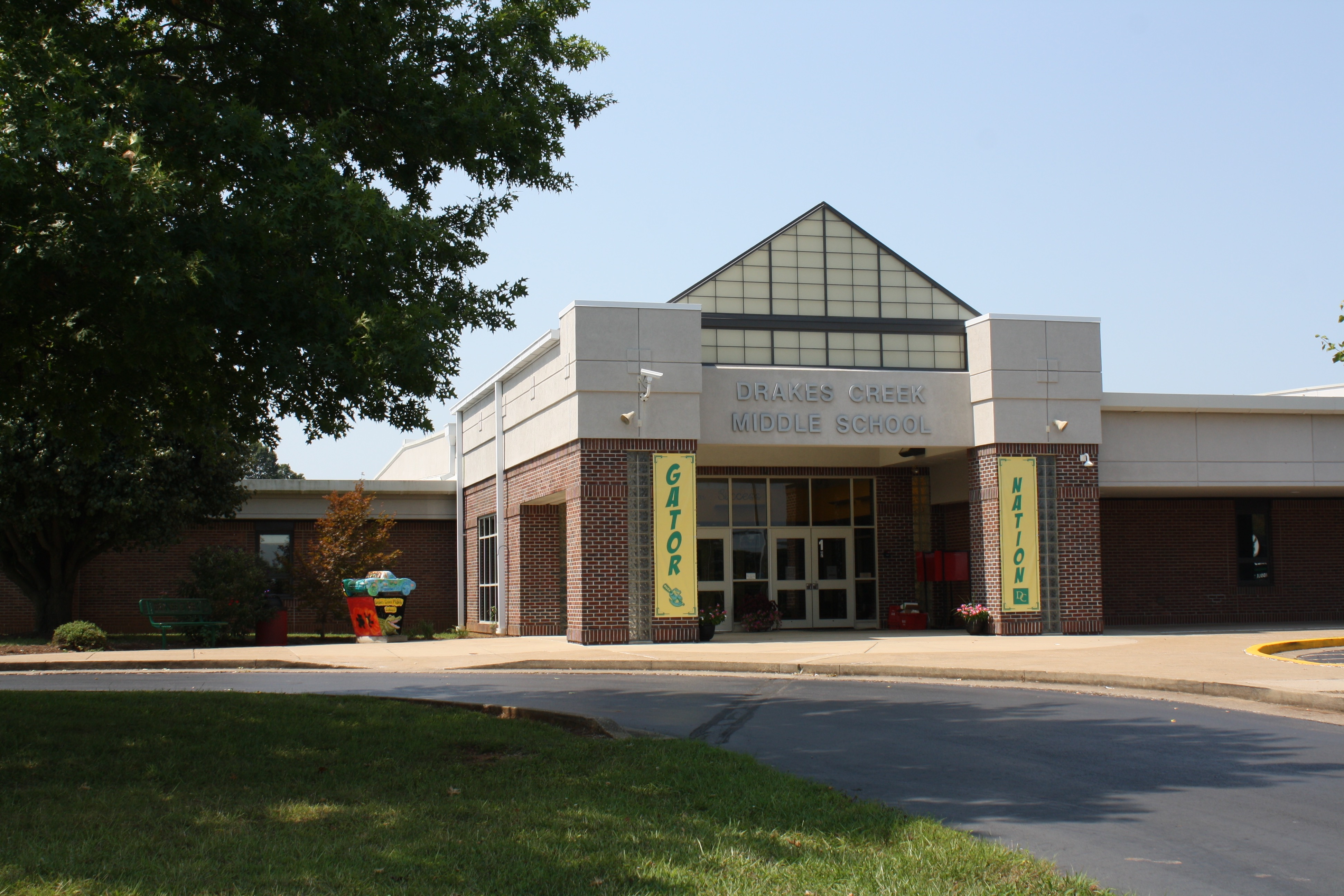 Drakes Creek Middle School