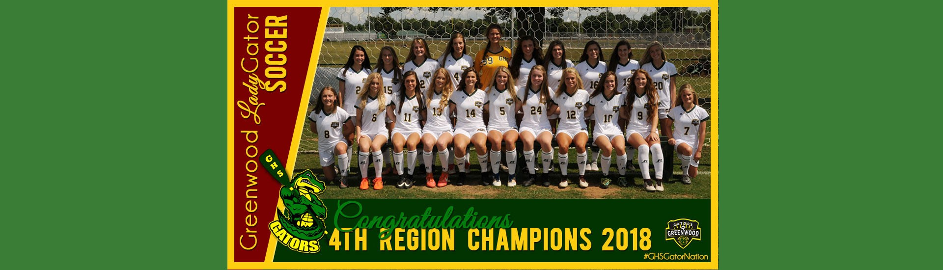 girls' soccer 4th region champions
