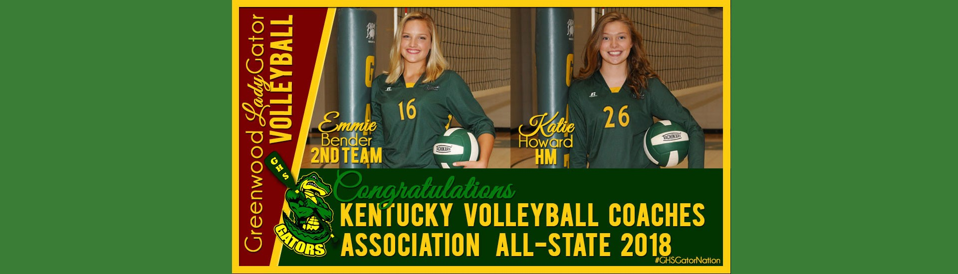 All-State Volleball
