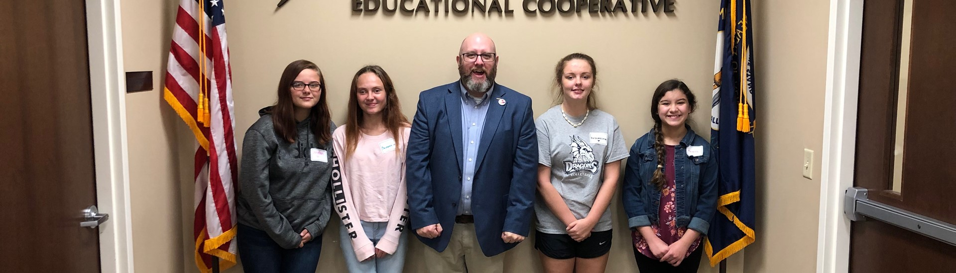 STLP students met with Jeff Sebulsky to learn how to solve real world problems.