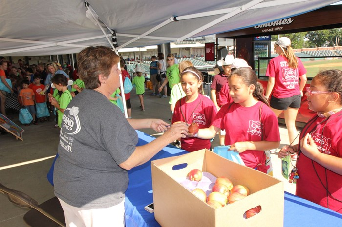 The Warren County Public School District and the WCPS Family Resource Centers were on hand for Community Education's Stand for Children Day June 18.