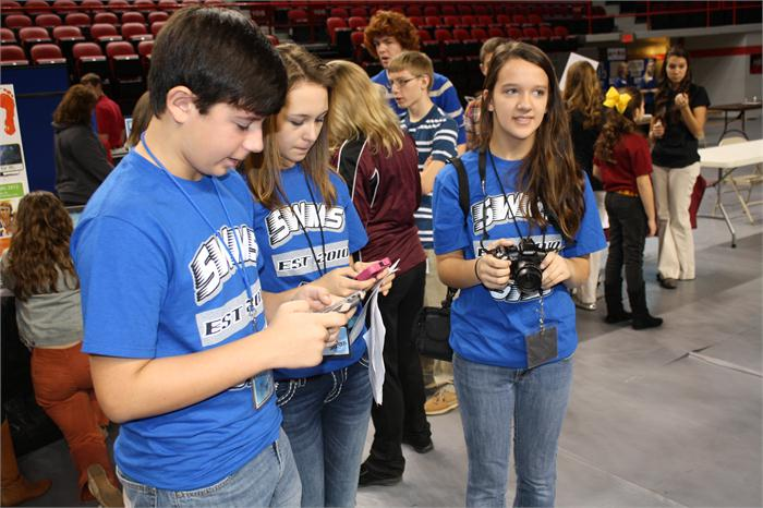 Students from several Warren County schools participated.