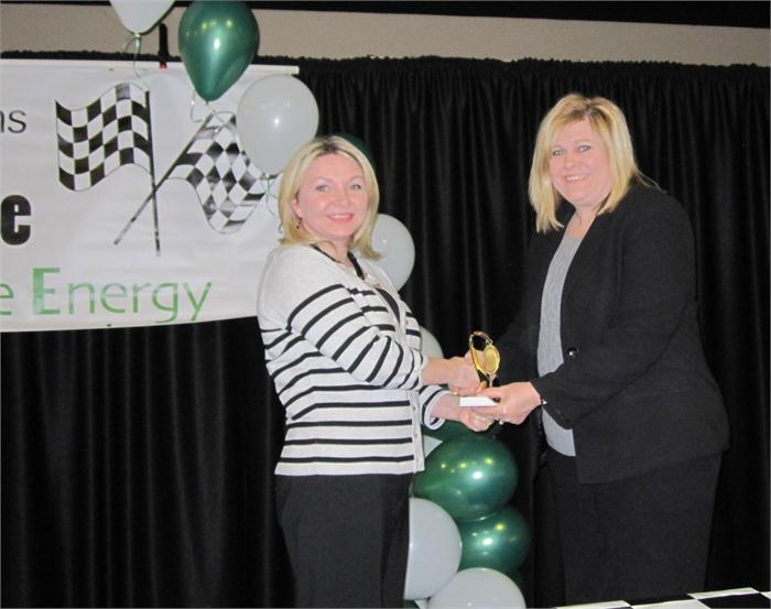 Energy teams rewarded for their work during the year.
