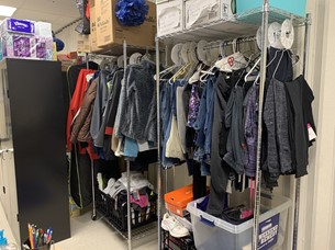 Clothing Pantry