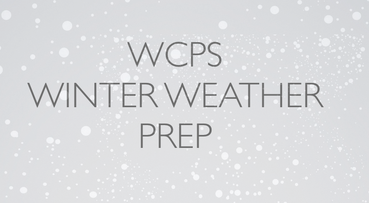 Wcps weather prep