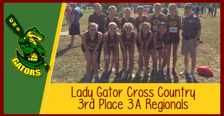 Lady Gator Cross Country
