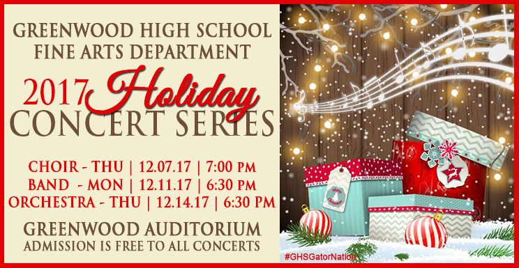 holiday concert series