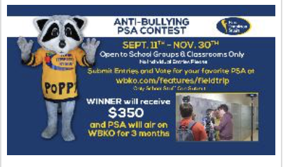 Anti-Bullying Contest