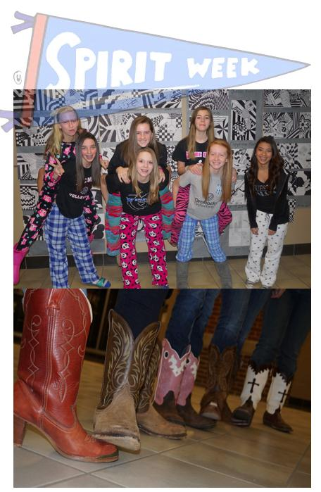 Swms Spirit Week Off To A Great Start South Warren Middle