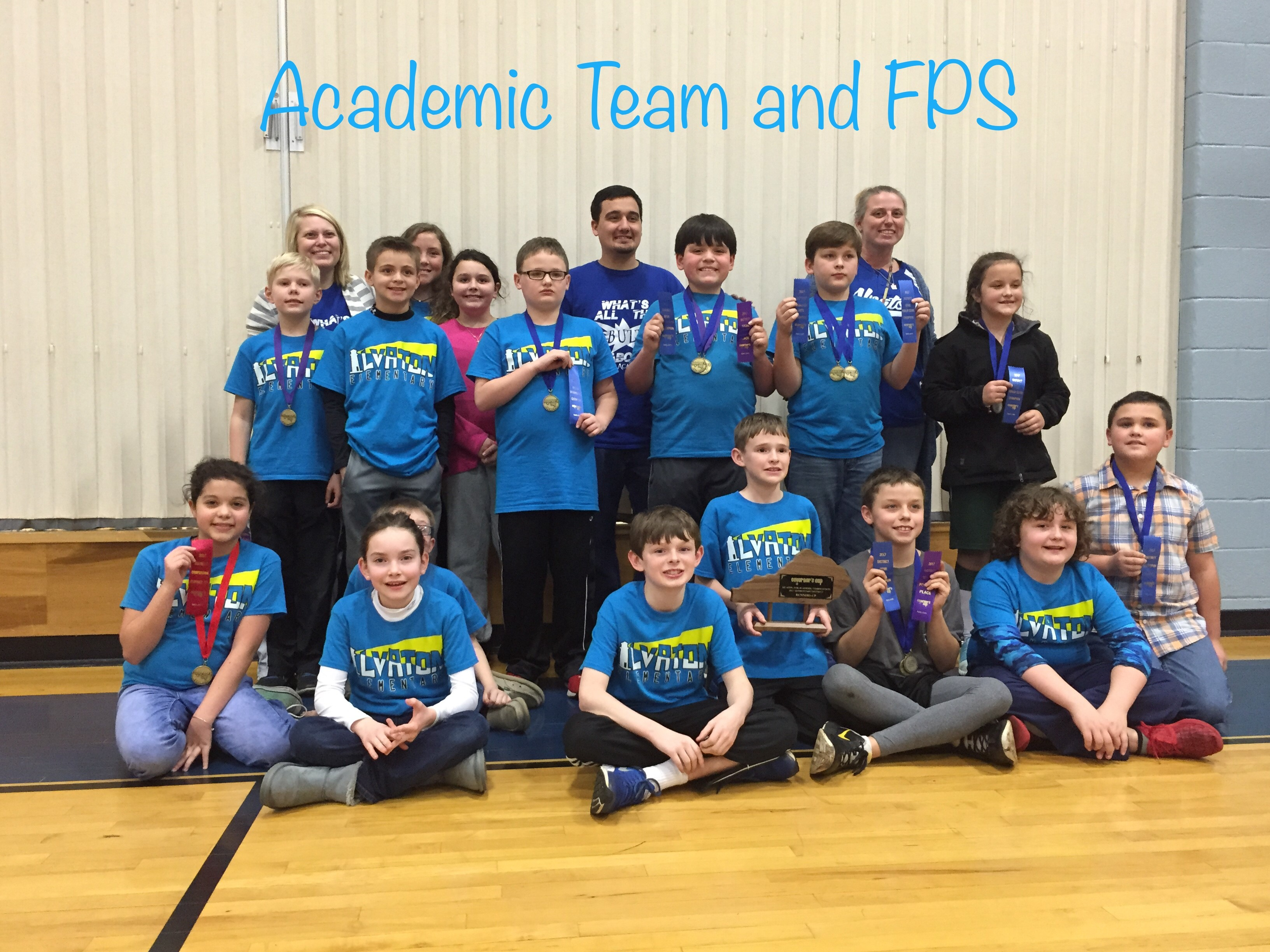Academic Team and FPS