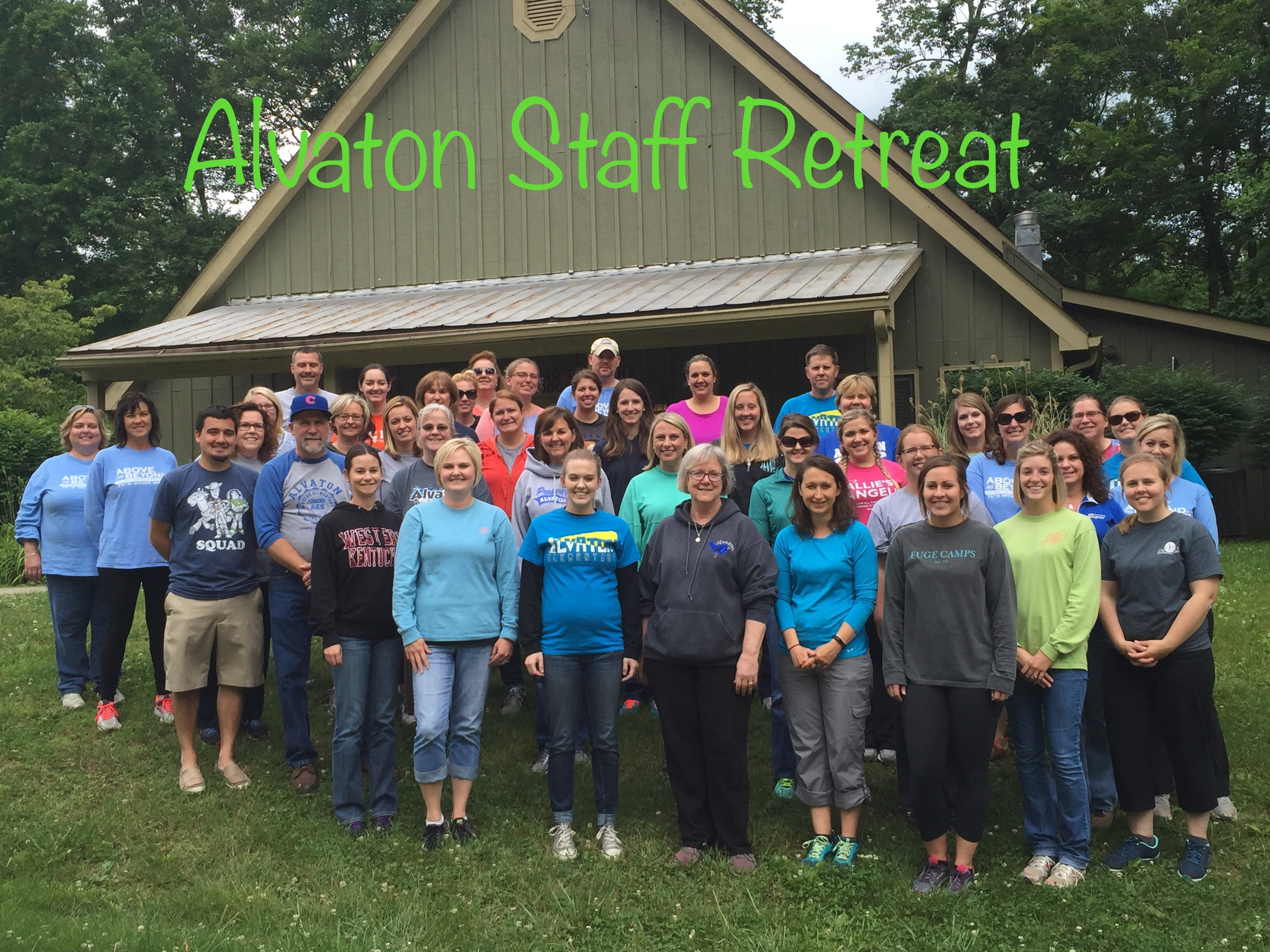 Alvaton Staff Retreat