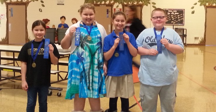 NWES FPS Team placed 1st in the Governor's Cup!  Way to go!