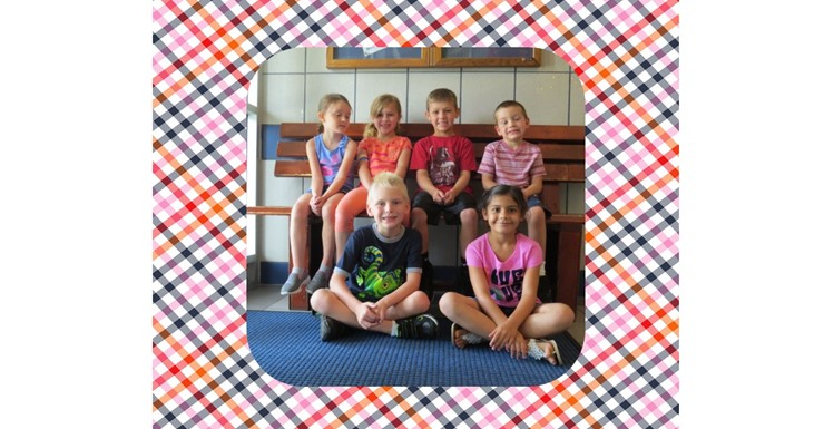August Leaders of the Month K-2nd
