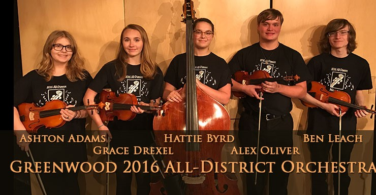 All-District Orchestra 2016