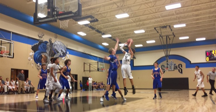 SWMS Basketball head toward 8th grade conference tournaments