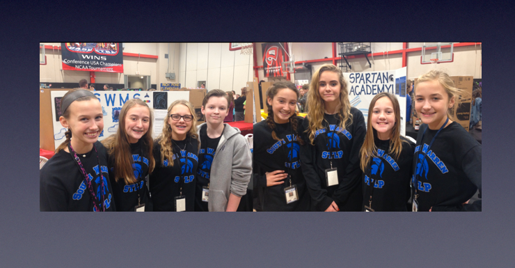 Both SWMS STLP Showcases head to State!