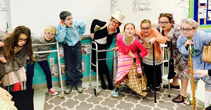 North Warren celebrates 100 Days of Learning