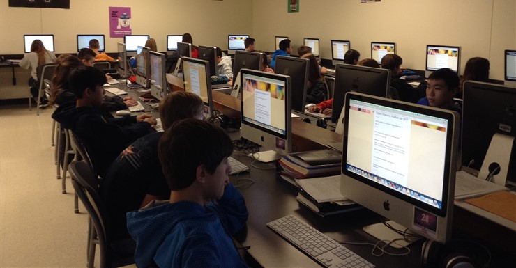 SWMS Tech Ed students show Digital Citizenship understanding through Post Tests