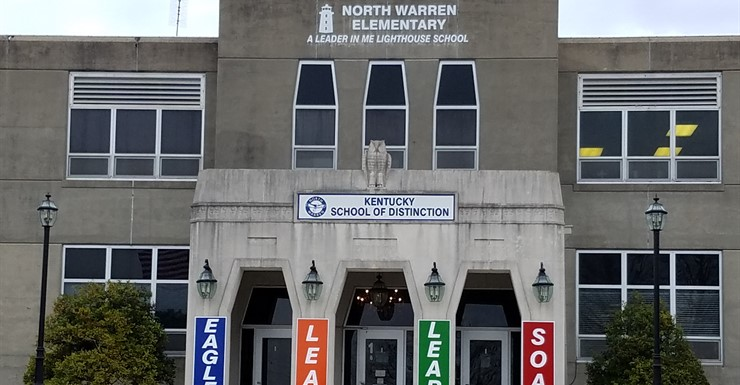 North Warren gets New Signs!