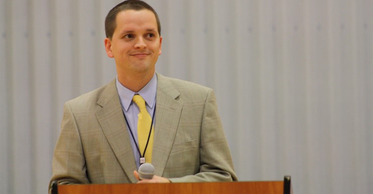 Ben Frasier named as new principal of Plano Elementary School!