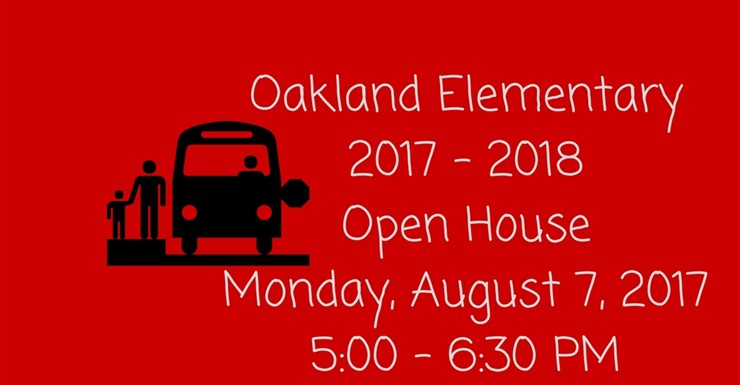 2017 - 2018 Open House