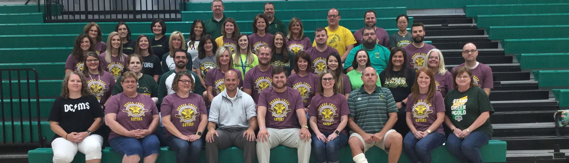 DCMS Faculty and Administration 2018-2019