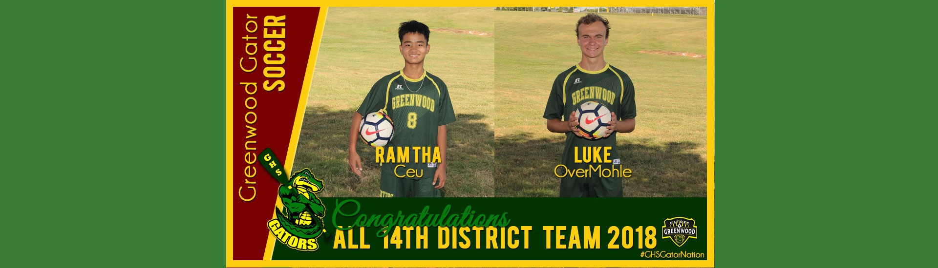 Boys All-District Soccer