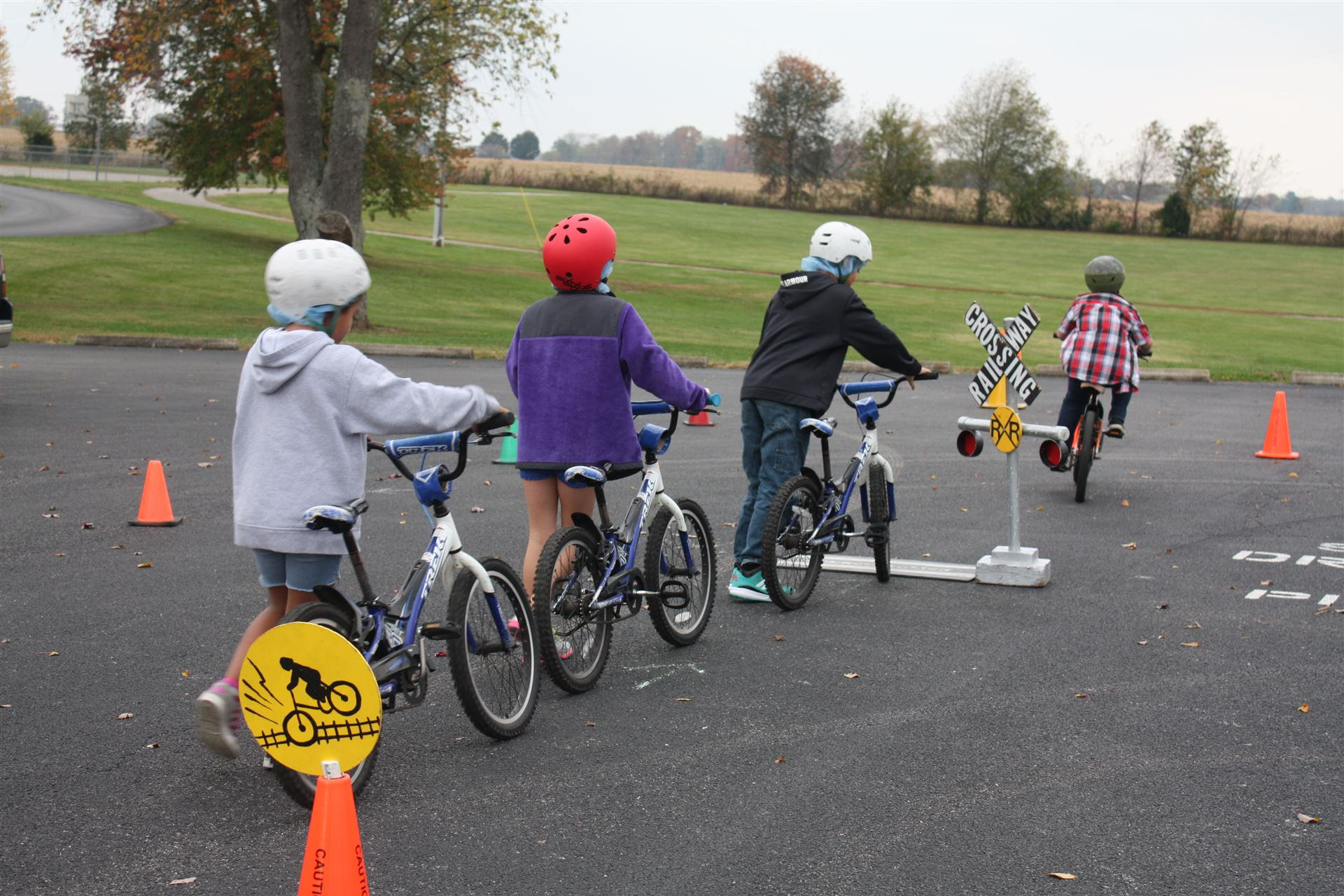 Bicycle Safety Rodeo 2014
