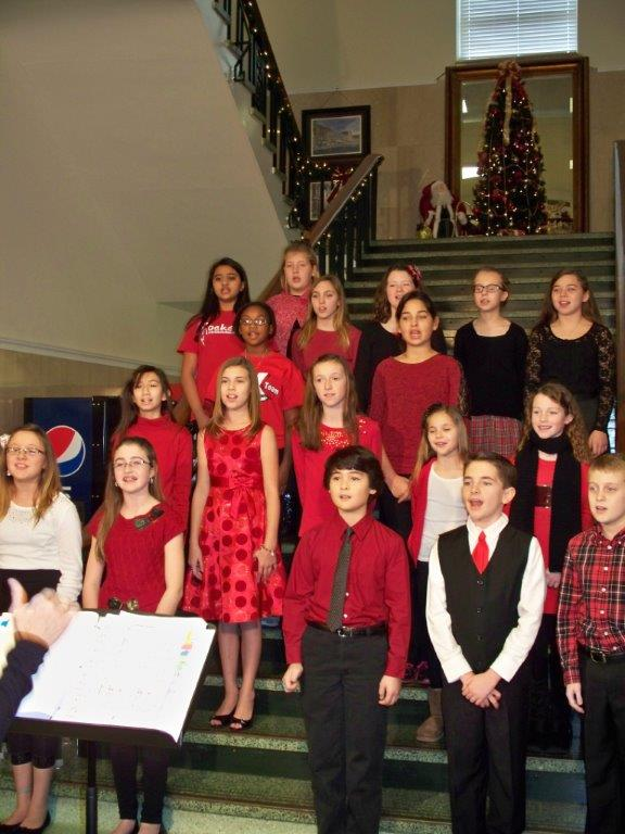 Choir Courthouse Concert