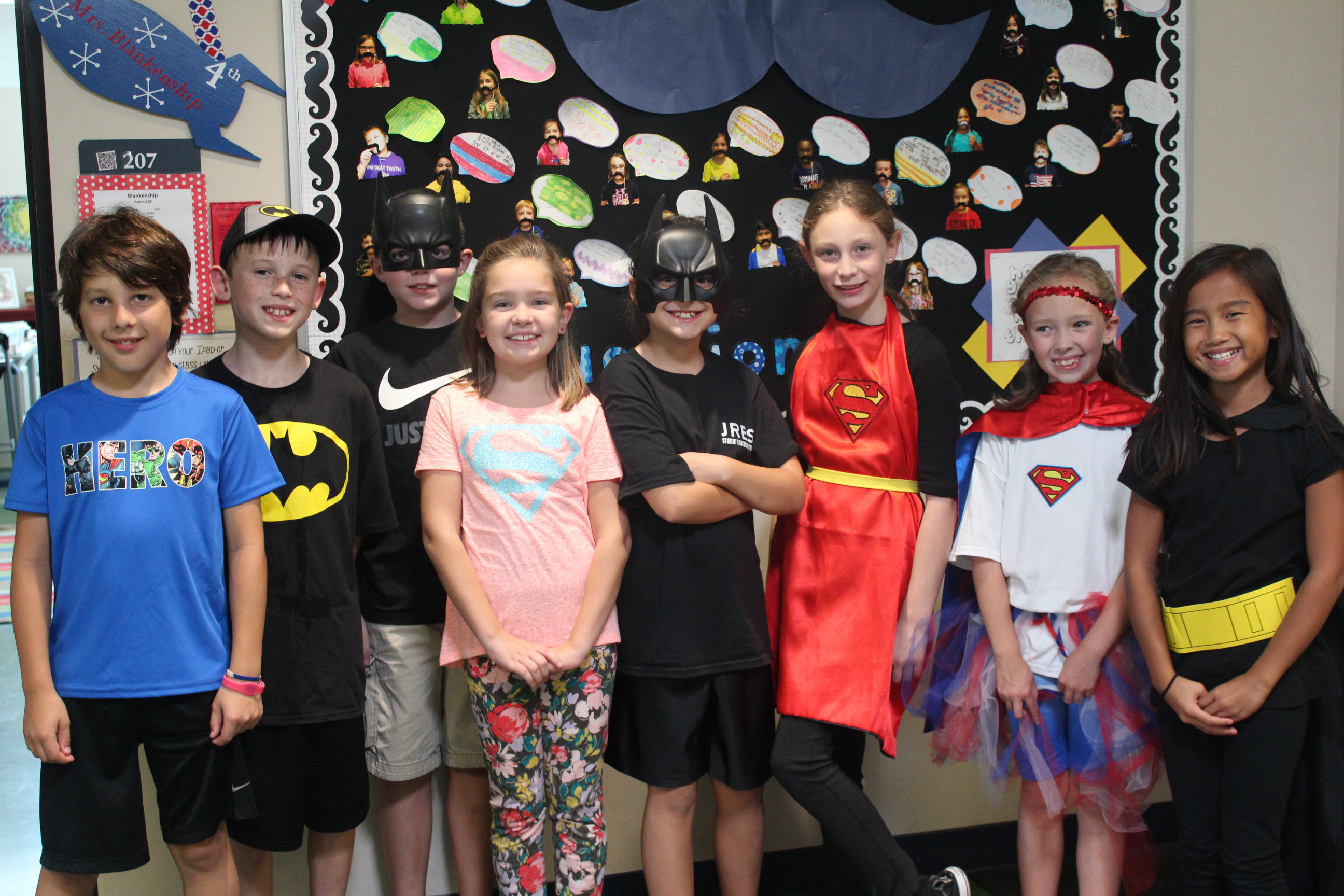 2015 Super Hero Reader Day