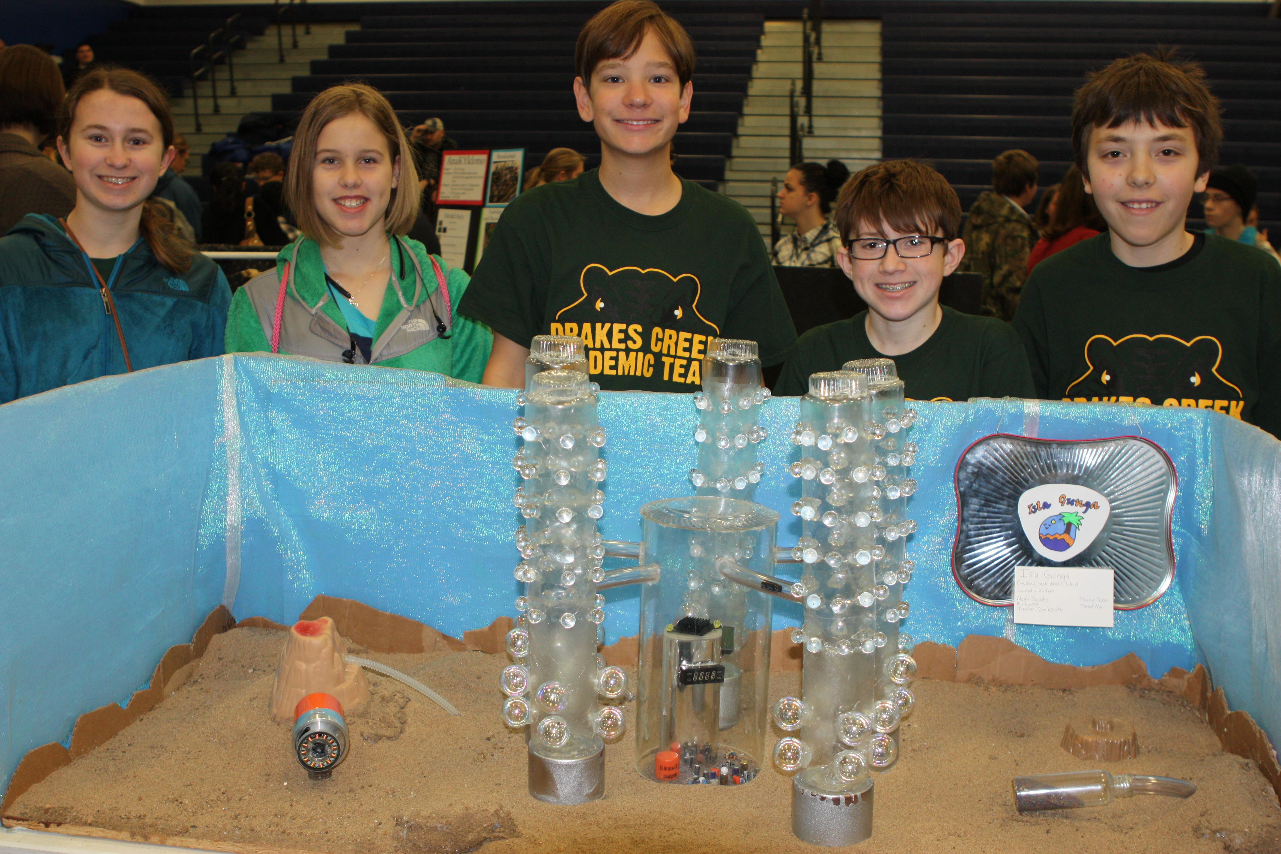 Academy success at 2016 Future City Competition