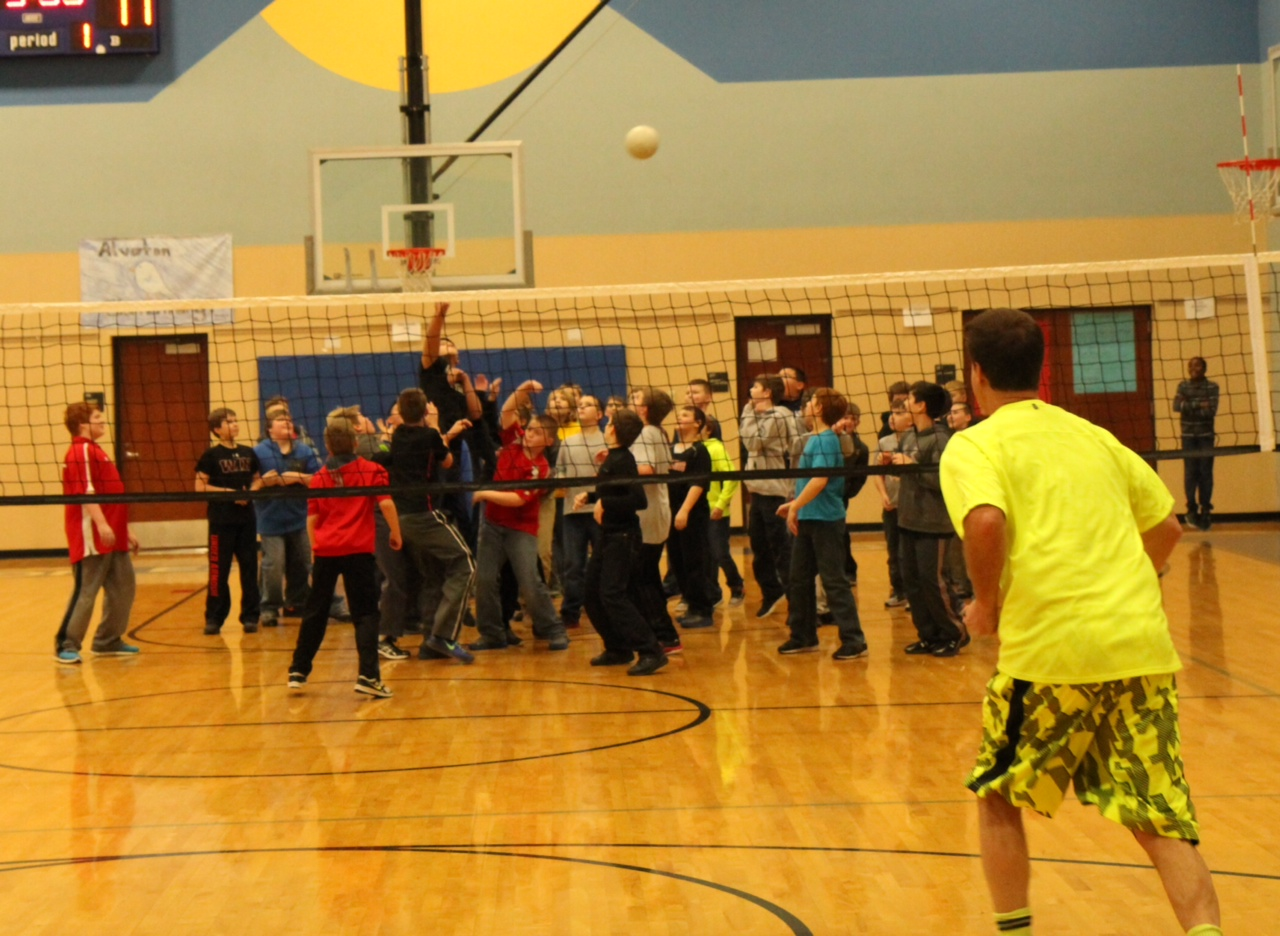 One-man volleyball team comes to Alvaton