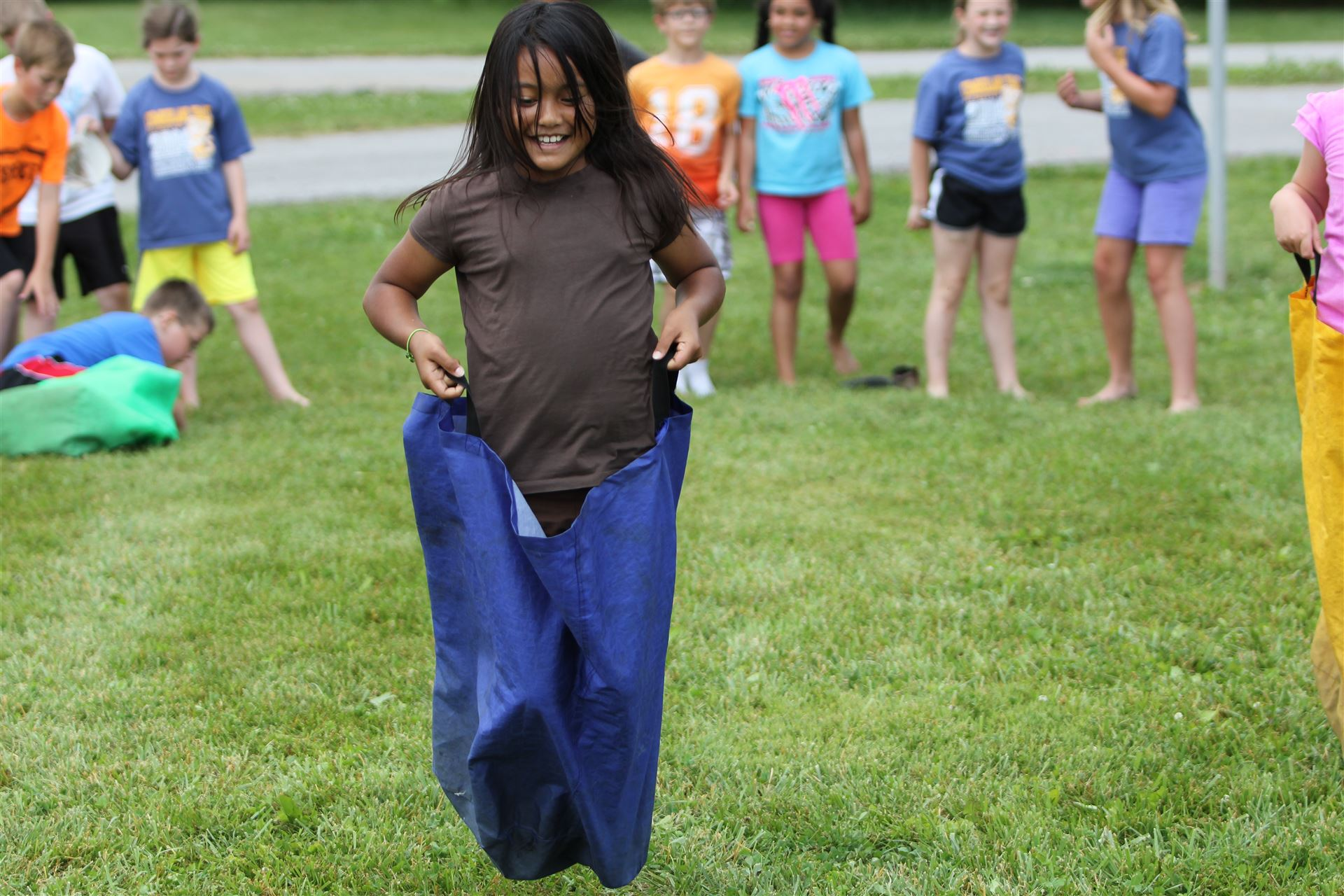 Cumberland Trace Elementary Field Day