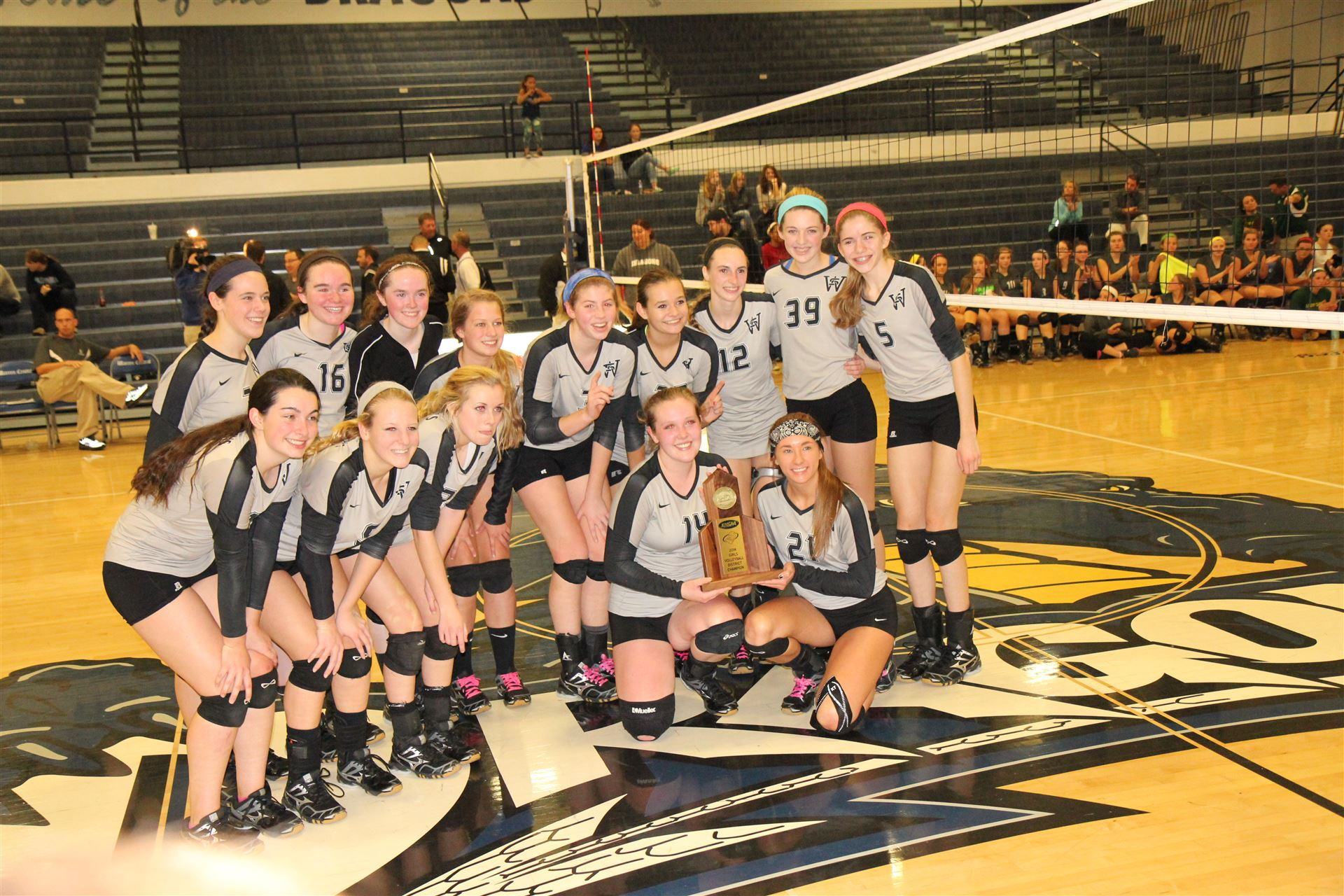 14th District Volleyball Tournament championship