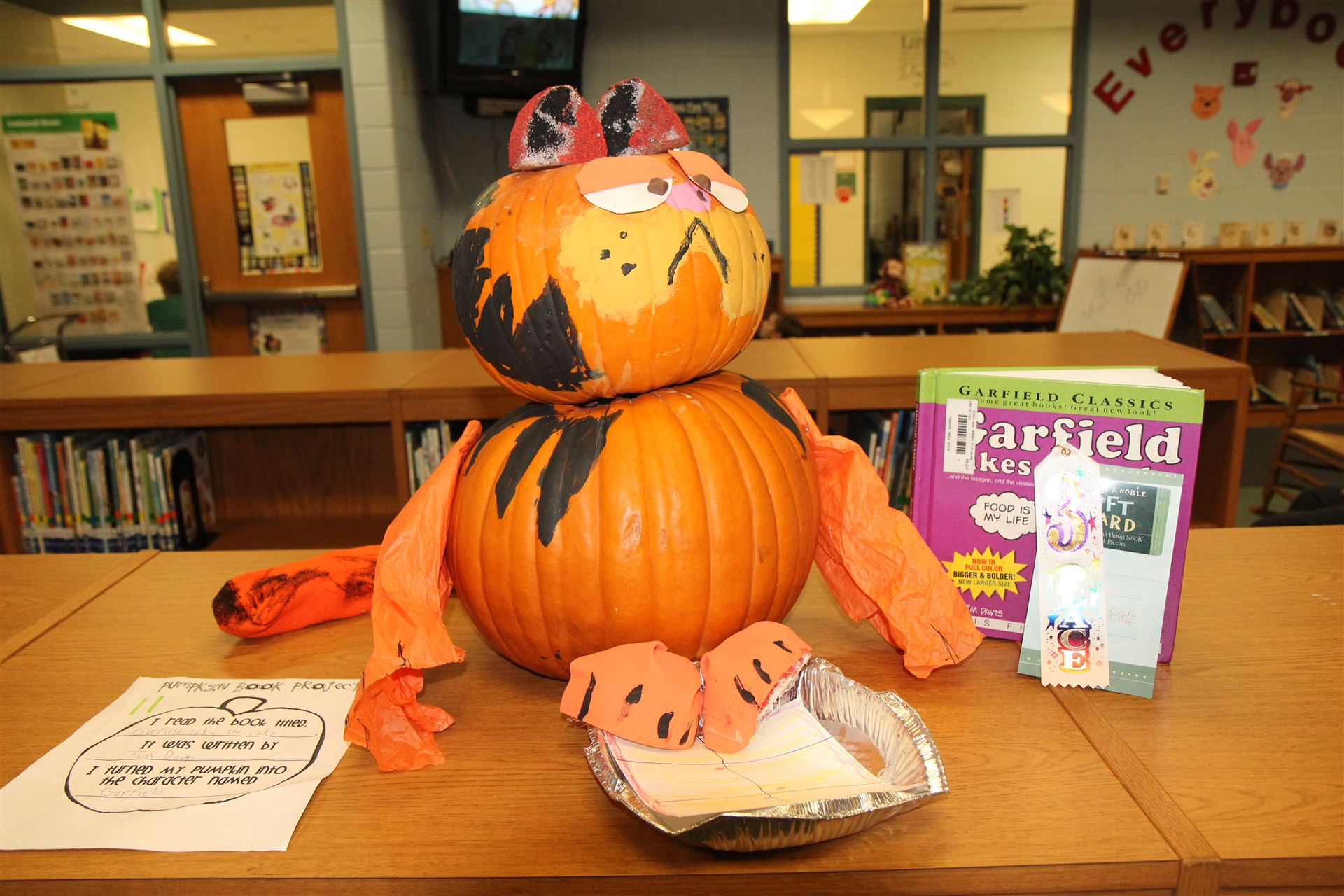 Great Pumpkin Decorating Contest at Rich Pond