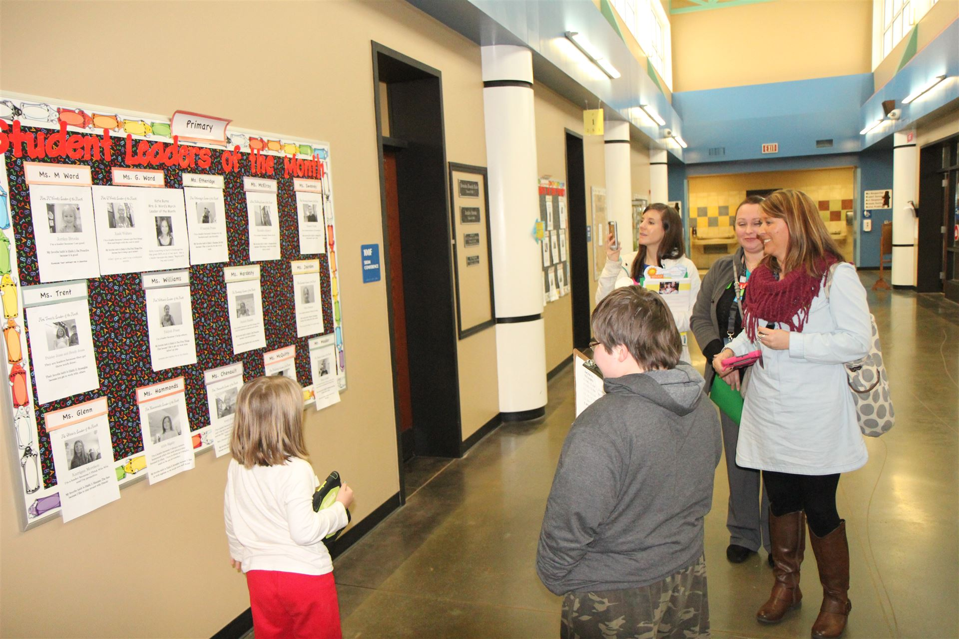 The Leader in Me Symposium visits Bristow Elementary