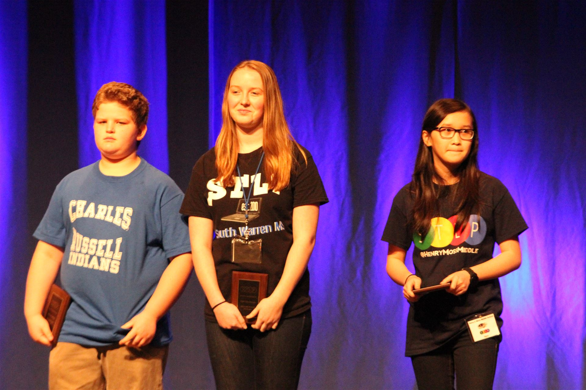 State STLP Competition 2015