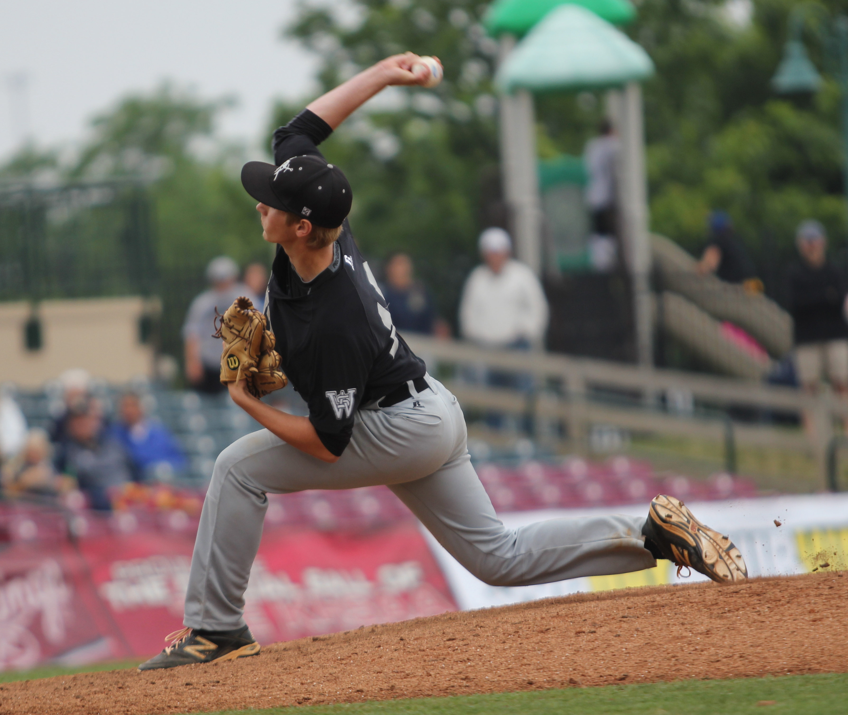 South Warren in state baseball tournament