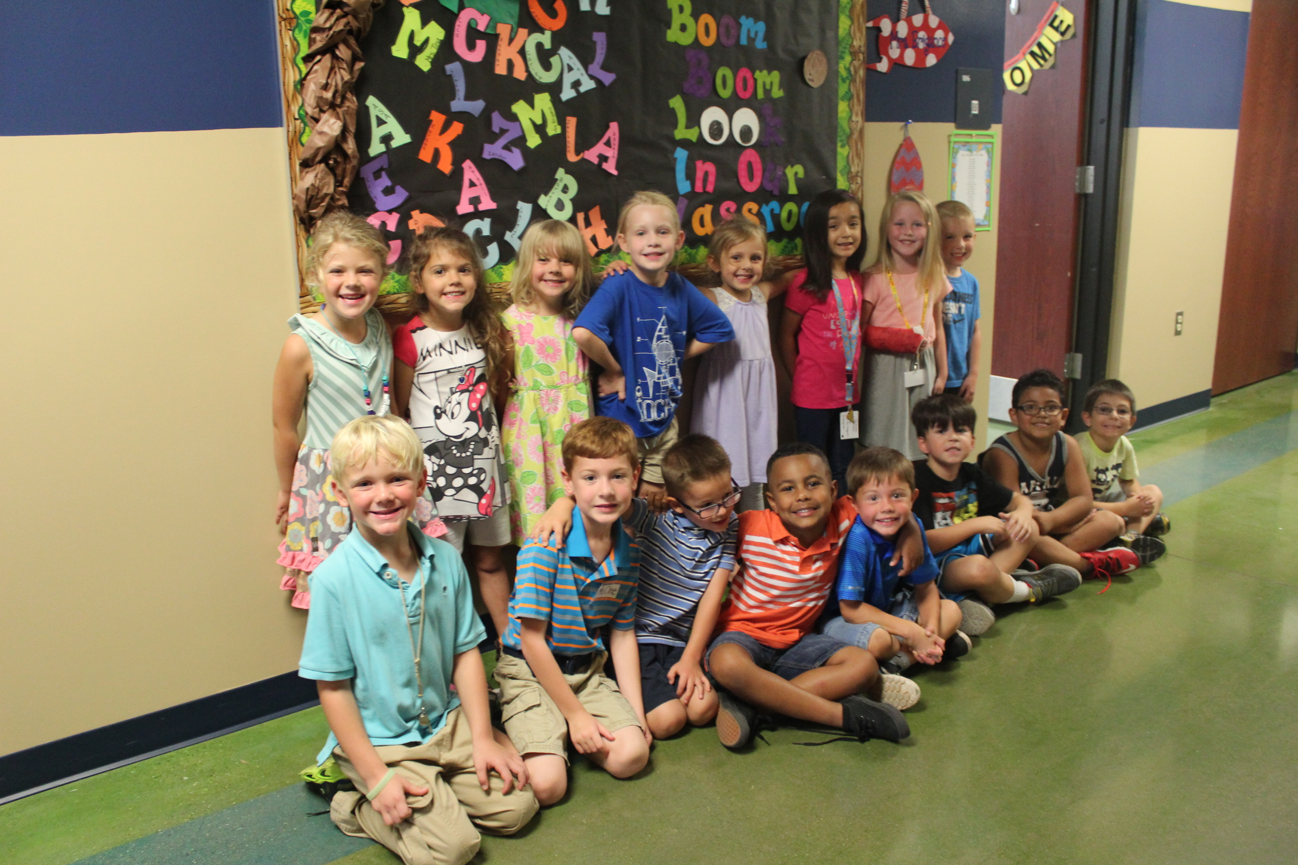 2015 Fall Book Fair Tropical Tuesday & Favorite Teacher Day