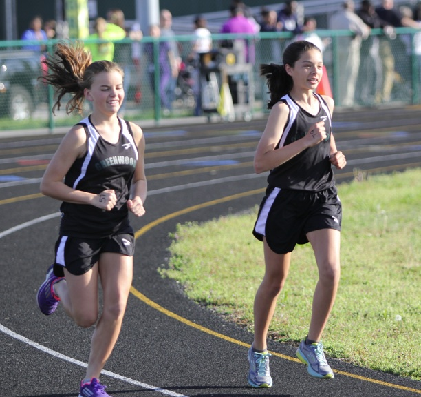 City-County Track Meet at Greenwood