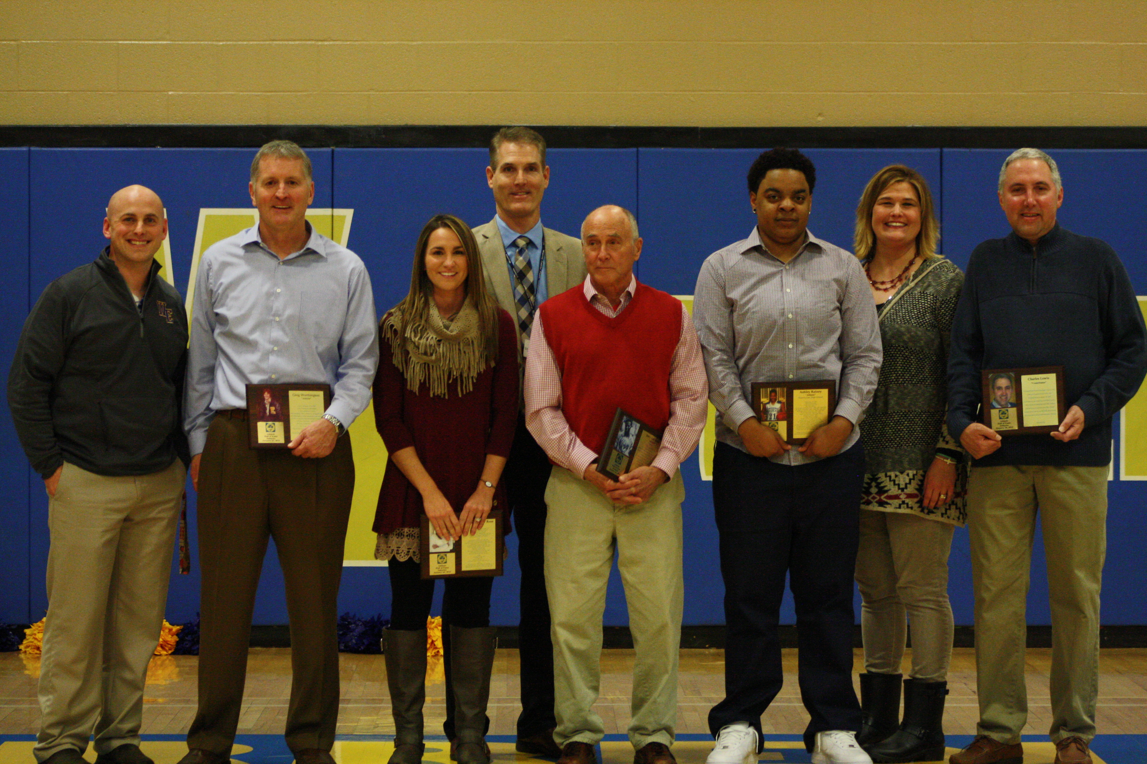 WEHS Athletic Hall of Fame