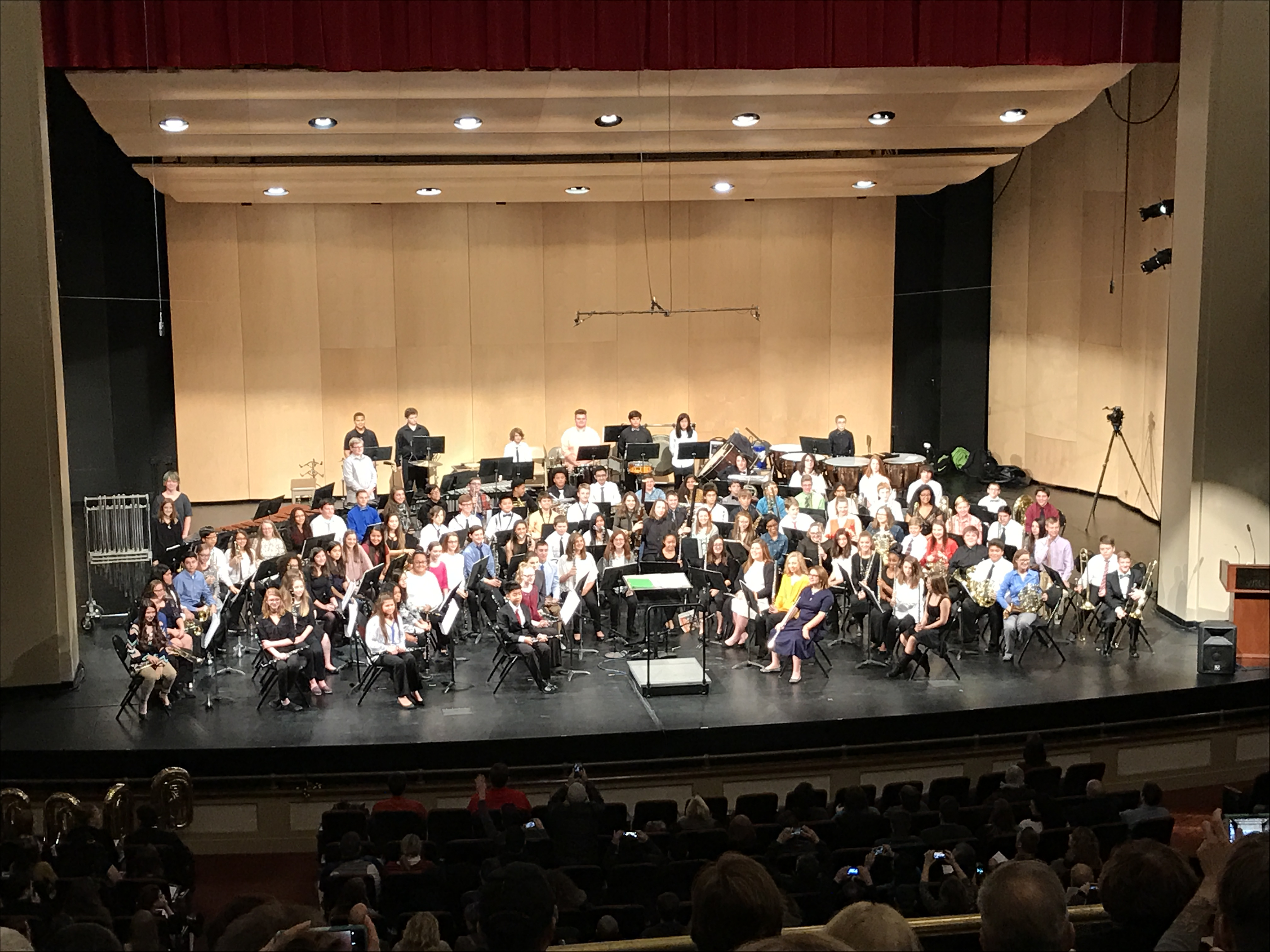 All District Band 2017