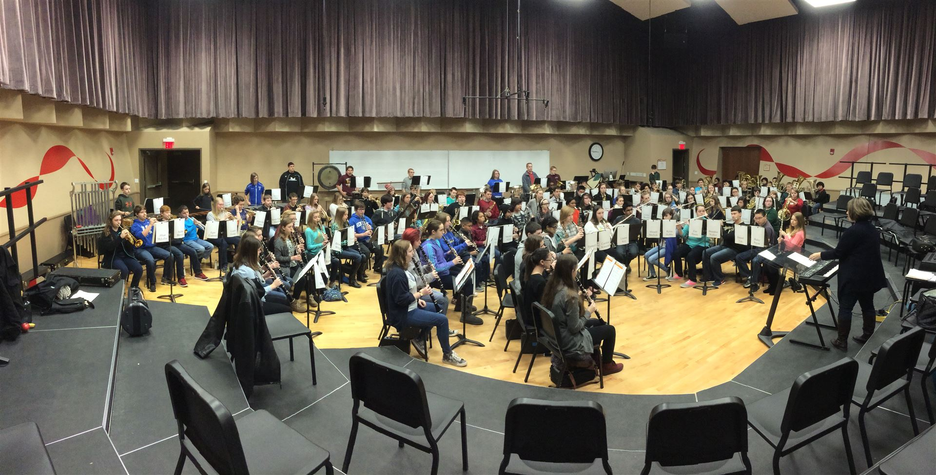 All District Band 2015