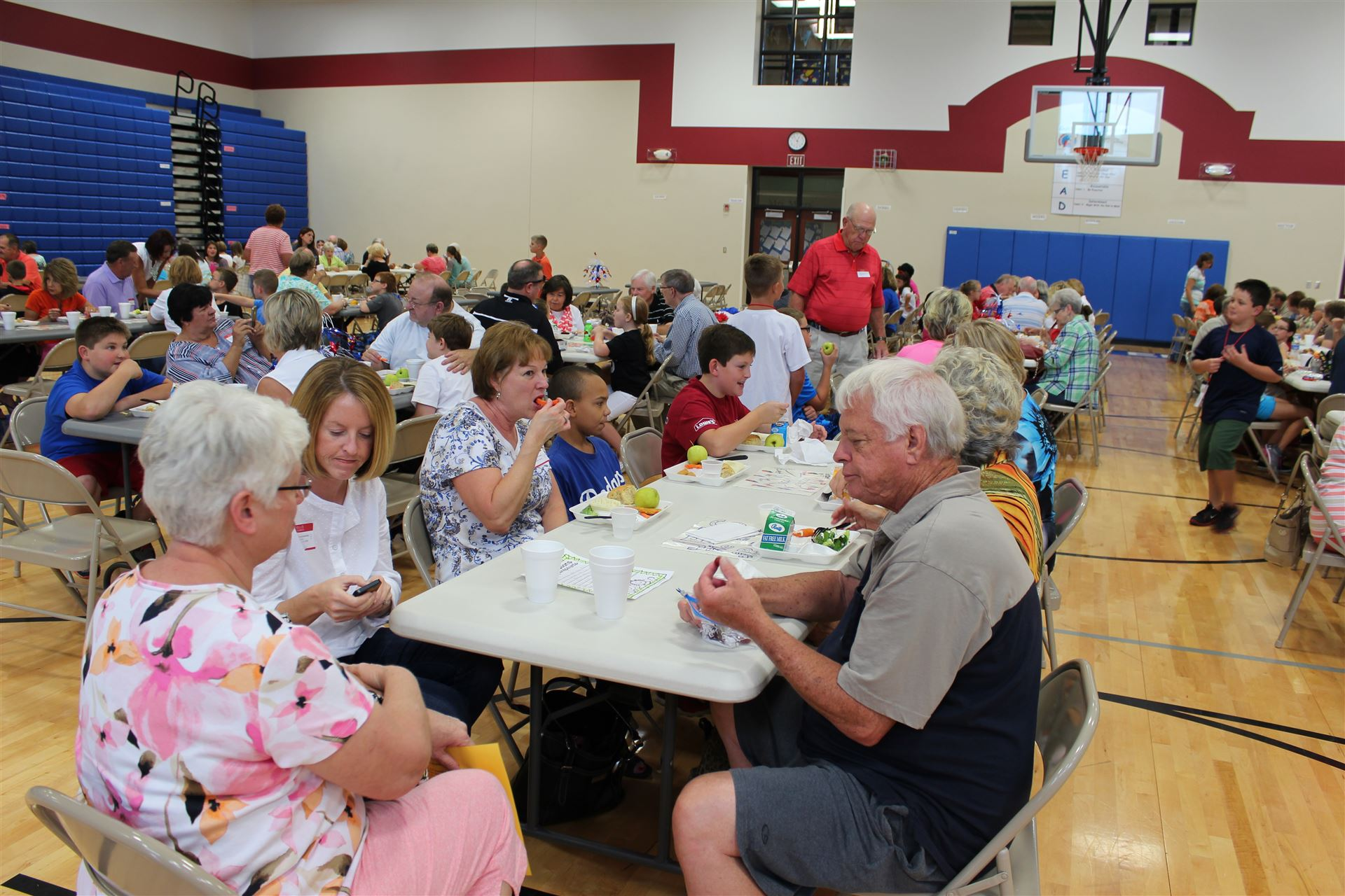 2013 September Grandparents' Day
