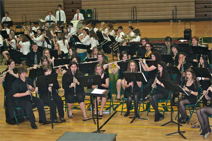 Greenwood Area Band Concert