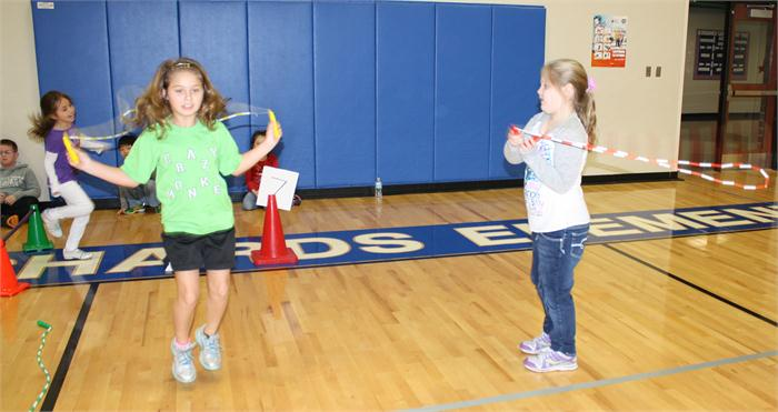 Jump Rope for Heart at Jody Richards